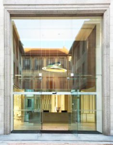 inaugurazione nuova wealth management bank in via borromei del